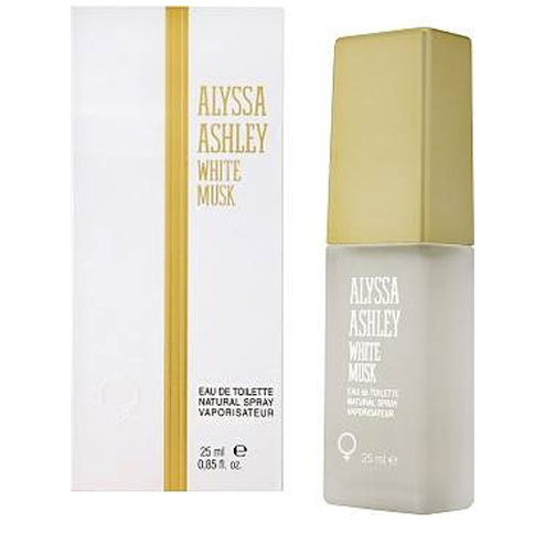 Alyssa Ashley White Musk EdT 25 ml