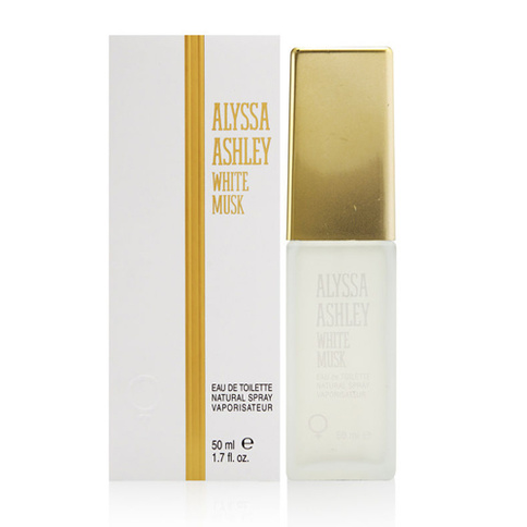 Ashley White Musk EdT