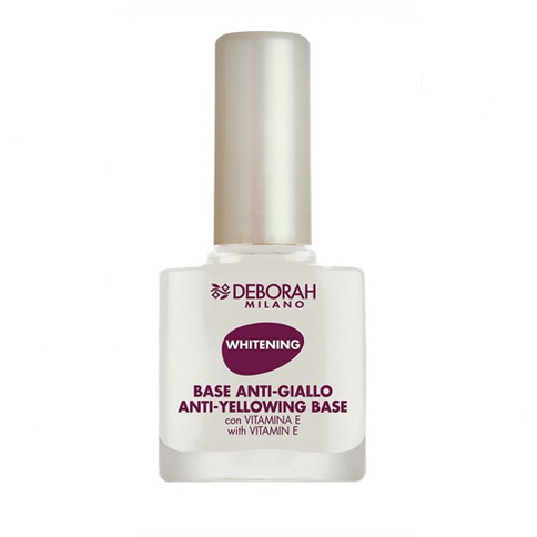 Deborah Anti-yellowing Nail Base White
