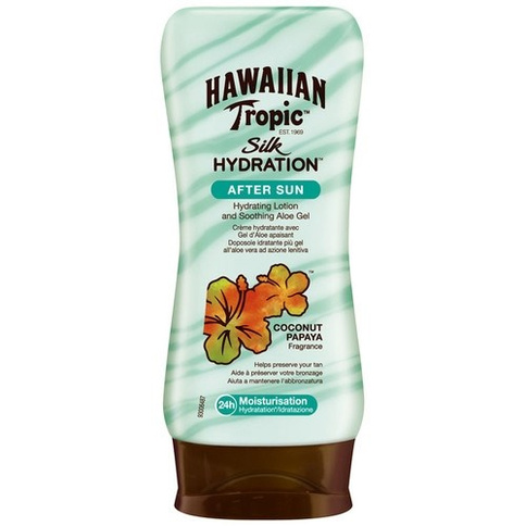 Hawaiian Tropic Silk Hydration After Sun Lotion 180 ml