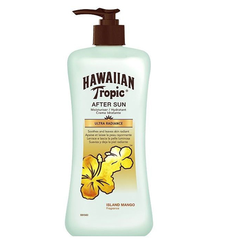 Hawaiian Tropic After Sun Pump Lotion Island Mango 240 ml
