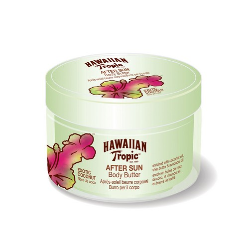 Hawaiian Tropic After Sun Body Butter Exotic Coconut 200 ml
