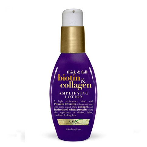 Ogx Biotin & Collagen Amplifying Lotion 118 ml