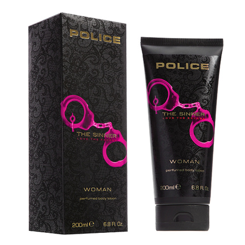 Police The Sinner Woman Body Lotion 200 ml