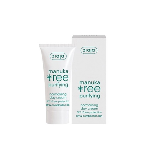 Ziaja Manuka Tree Day Cream SPF 10 50 ml