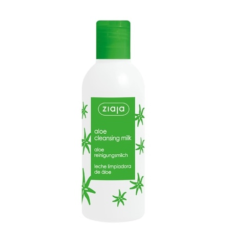 Ziaja Cleansing Milk Aloe 200 ml