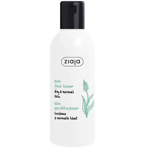 Ziaja Face Toner Aloe 200 ml