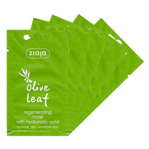 Ziaja Olive Leaf Face Mask 7 ml