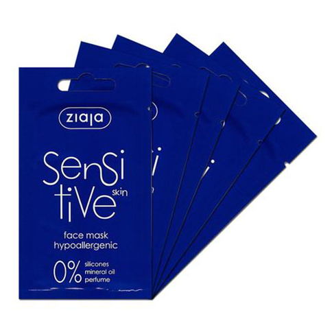 Ziaja Sensitive Face Mask 7 ml