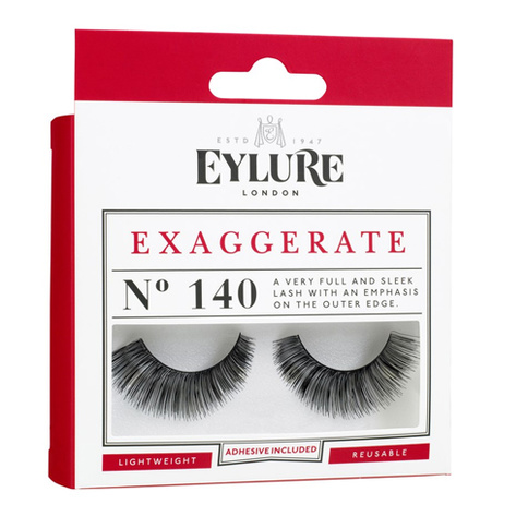 Eylure Exaggerate Lashes No. 140