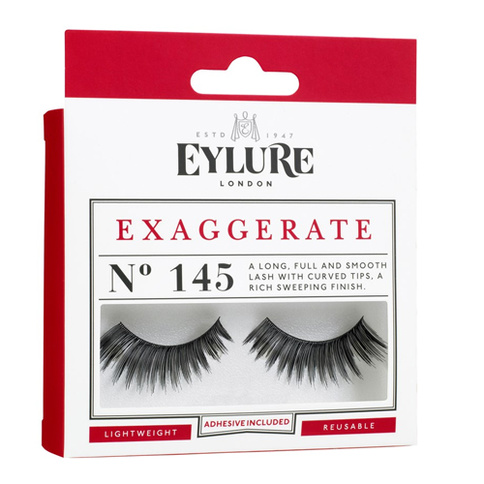 Eylure Exaggerate Lashes No. 145