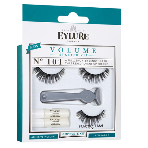 Eylure Complete Starter Kits Volume No. 101
