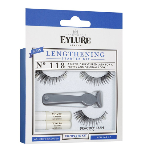 Eylure Complete Starter Kits Lengthening No. 118