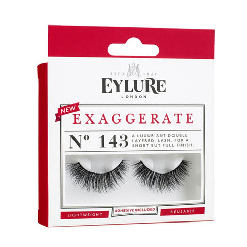 Eylure Exaggerate Lashes No. 143