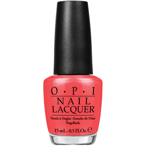 OPI Nail Lacquer, Toucan Do It If You Try 15 ml