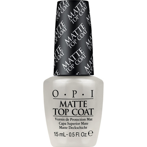 OPI Matte Top Coat 15 ml