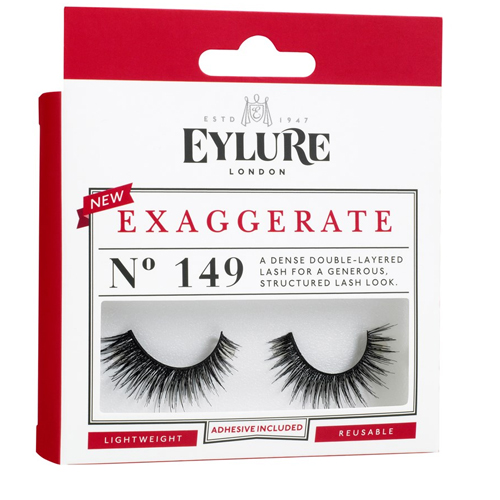 Eylure Exaggerate Lashes No. 149