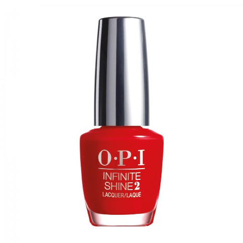 OPI Infinite Shine Unequivocally Crimson 15 ml