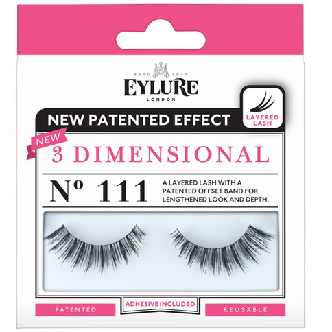 Eylure 3-D Lashes No. 111