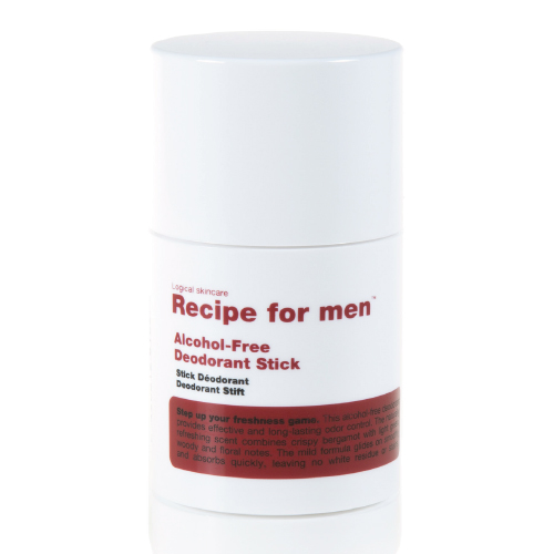 Recipe for Men Alcohol-Free Deodorant Stick 75 ml