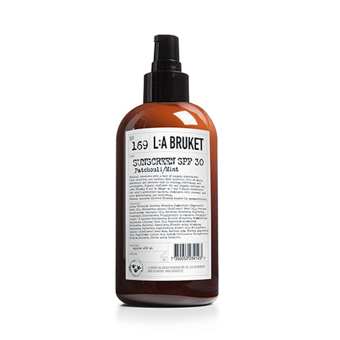 L:a Bruket 169 Sunscreen SPF 30 200 ml