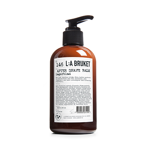 L:a Bruket 146 Aftershave balm Lagerblad 200 ml