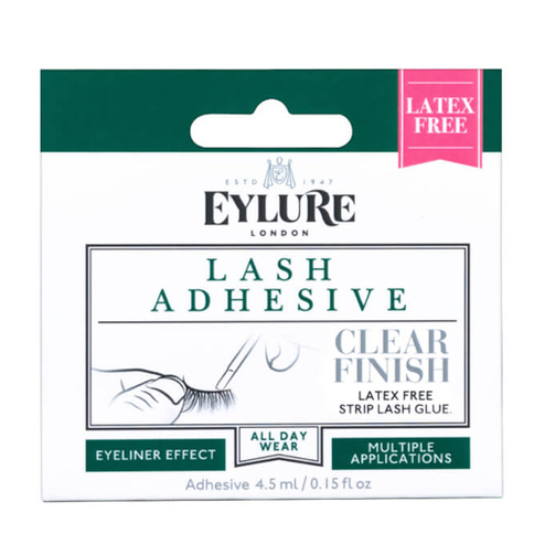 Eylure Lash Adhesive Latex Free Clear 8.5 ml