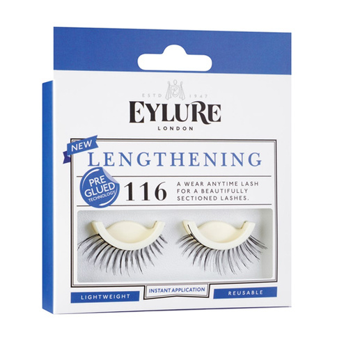 Eylure Lengthening Lashes No. 116 Pre-Glued