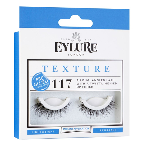 Eylure Texture Lashes No. 117 Pre-Glued