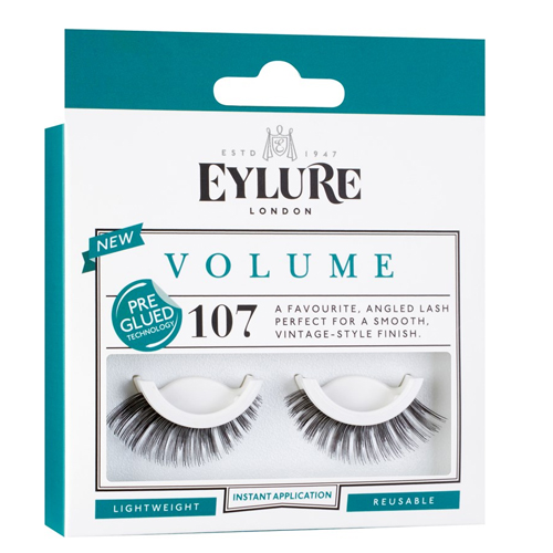 Eylure Volume Lashes No. 107 Pre-Glued