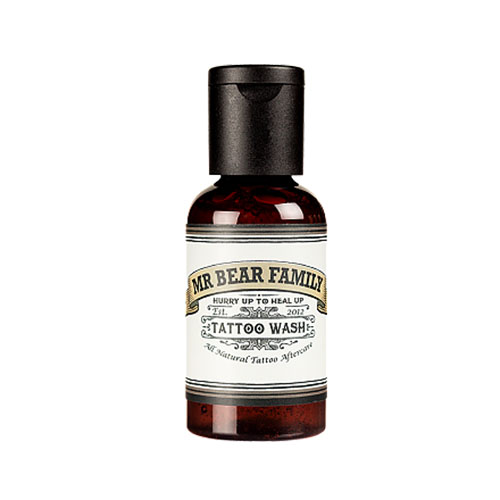 Mr Bear Family Tatoo Wash 50 ml