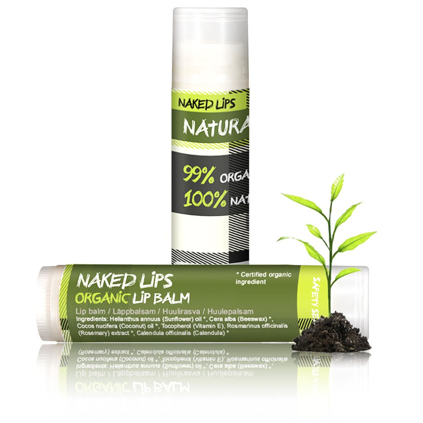 Naked Lips Natural EKO 4.25g