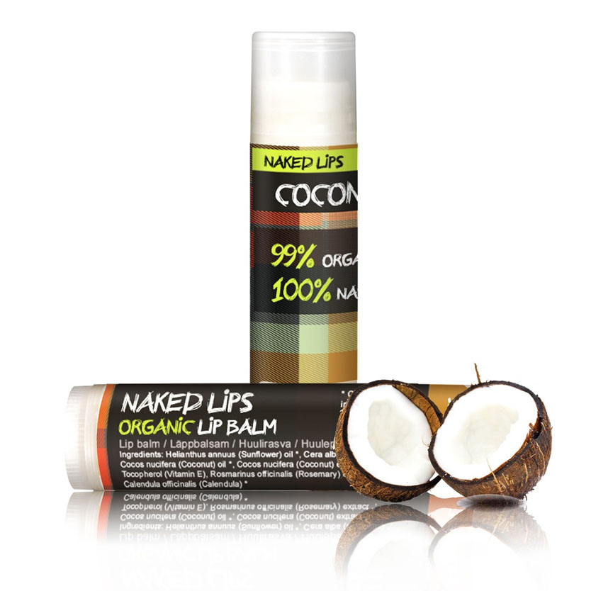 Naked Lips Coconut EKO 4.25g