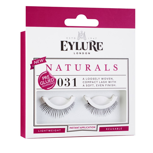 Eylure Naturals Lashes No. 031 Pre-Glued
