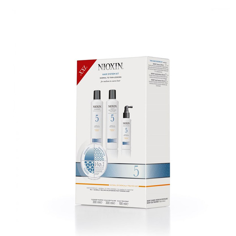 Nioxin Loyalty Kit System 5