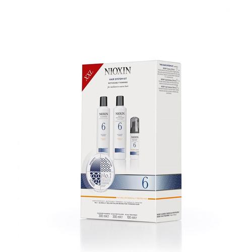 K 246 P Nioxin Loyalty Kit System 6 Hos Harmoniq