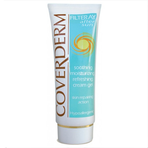 Coverderm Filteray After Sun Soothing Cream Gel 100 ml