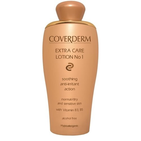 Coverderm Extra Care Lotion Normal/Dry/Sensitive Skin 200 ml
