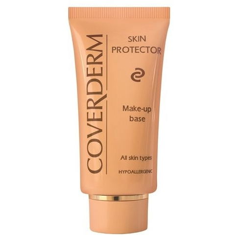 Coverderm Skin Protector Make-up Base All Skin Types 50 ml