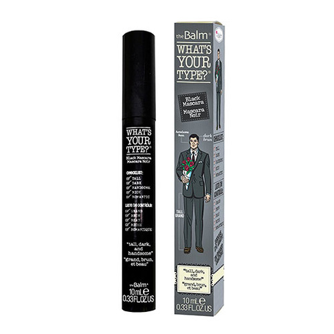 The Balm What´s Your Type Mascara Tall Dark and Handsome