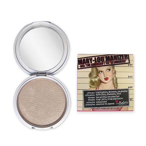 The Balm Mary-Lou Manizer Highlighter/Shadow/Shimmer