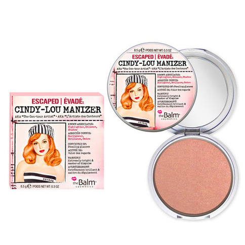 The Balm Cindy-Lou Manizer Highlighter/Shadow/Shimmer
