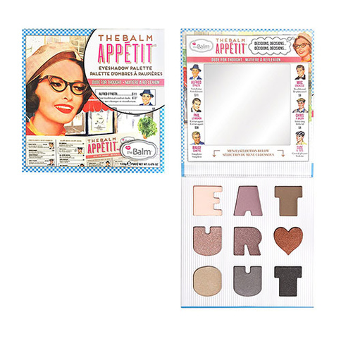 The Balm Balm Appetite Eyeshadow Palette