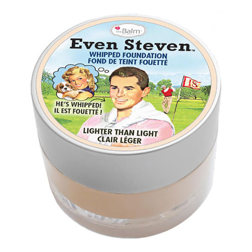 The Balm Even Steven Foundation Lighter than Light