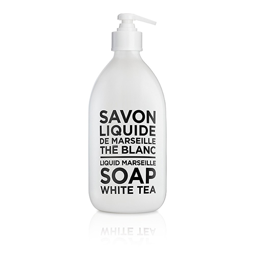 Savon de Marseille Black Tea & White Tea Liquid Soap White Tea 500 ml