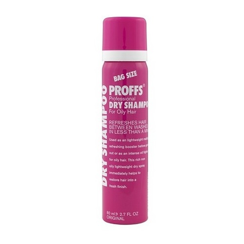 Proffs dry shampoo Bag Size 80 ml
