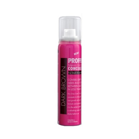 Proffs Hair Concealer 80 ml Dark Brown