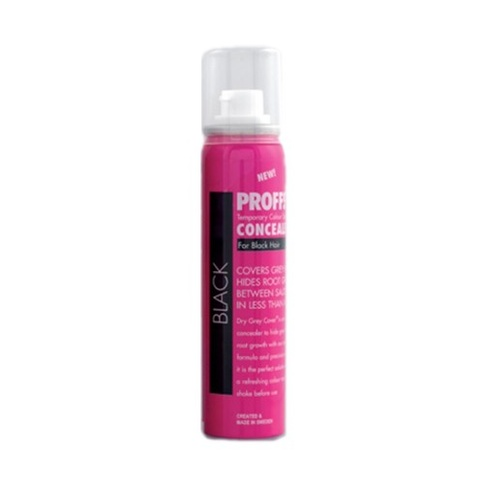 Proffs Hair Concealer 80 ml Black