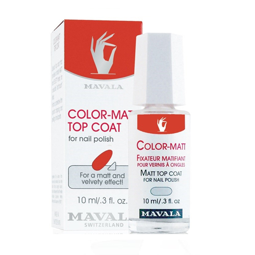 Mavala Color-Matt Top Coat