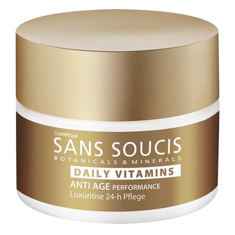 Sans Soucis Anti Age Performance Luxurious 24h Care 50 ml